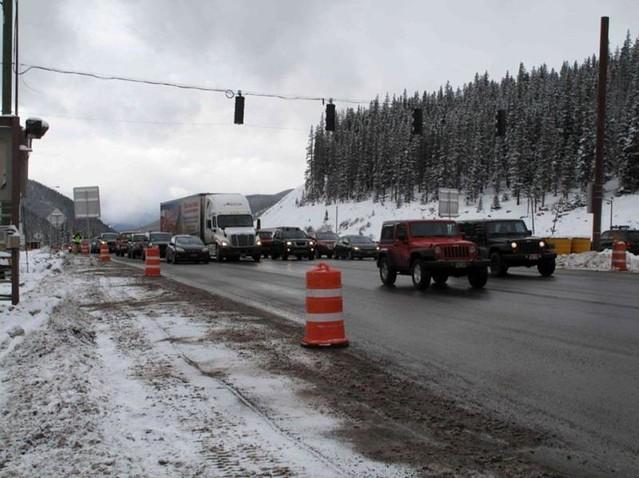 I-70 traffic monitoring