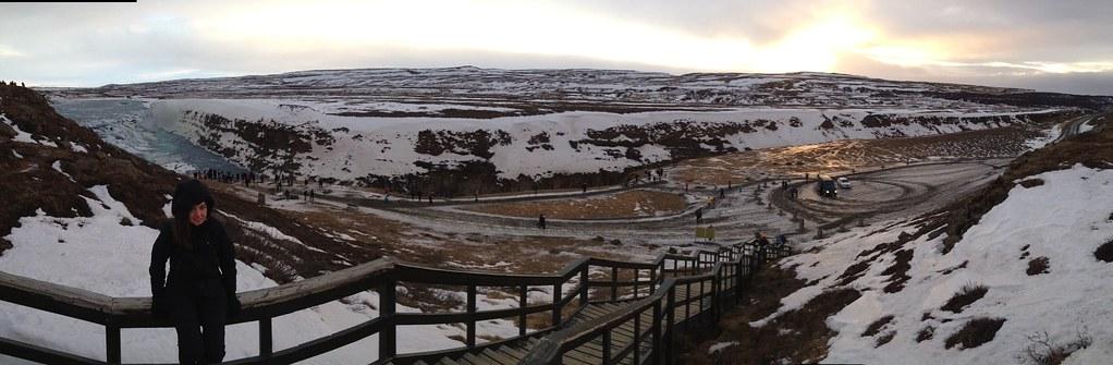 Islandia: Paraje de hierlo surreal en www.oddcatrina.com