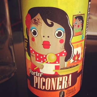 Yet another win for Spanish label designers #DFdrinks