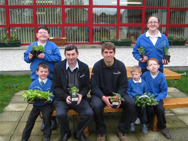 Special Class Garden Sponsorship 2010-2011