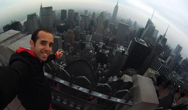 Miguel Egido de Diario de un Mentiroso en Nueva York