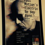 Paul Motian's Electric Be Bop Band Poster