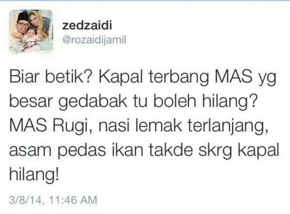 Status Zed Zaidi