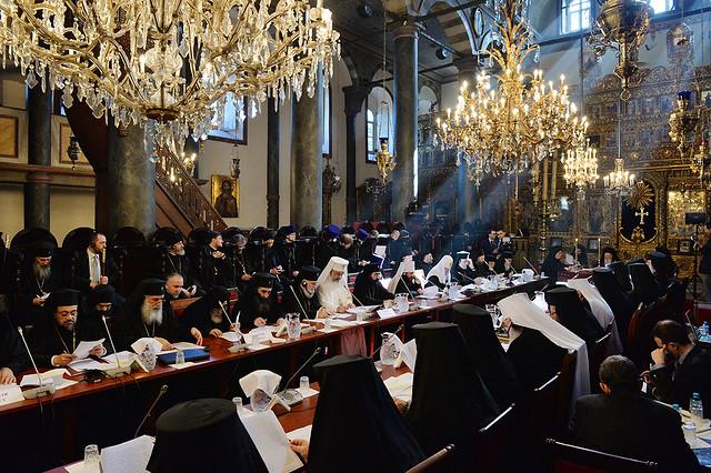 Concilio Pan-Ortodoxo 2016