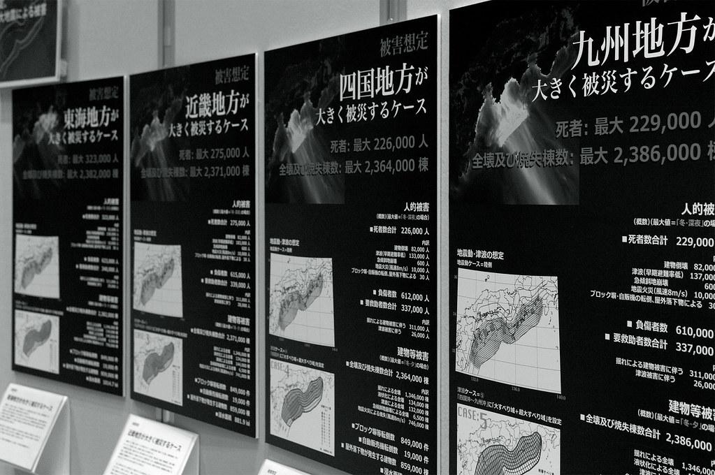 被害想定資料|南海トラフ巨大地震