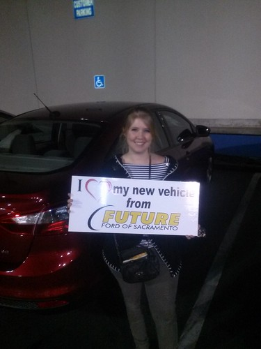 Thank you to Olivia Holcomb for choosing her 2014 Ford Focus from Joseph Khatter and Kyle Saephanh!
