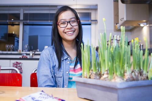 Benz verruilde haar thuisland voor een jaar studeren in Nederland