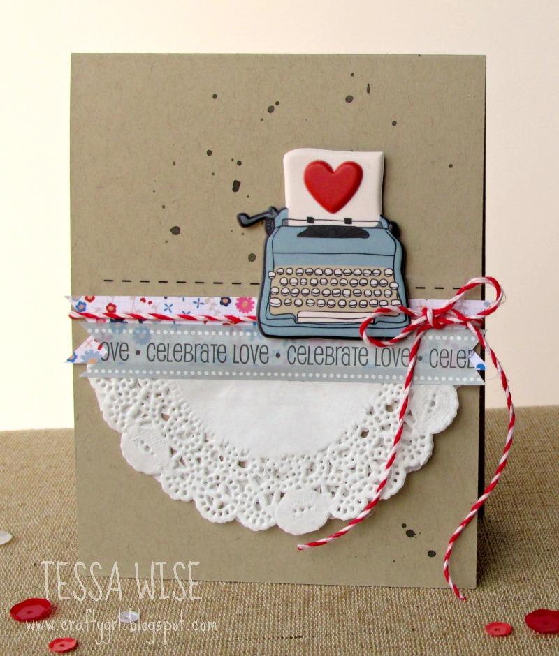 Celebrate Love Card 1