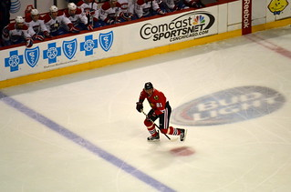 Chicago Blackhawks vs Montreal Canadiens 04-09-14