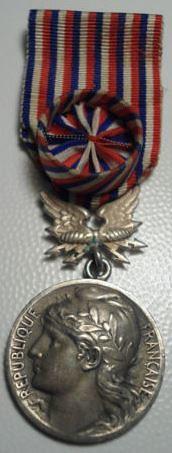 Telephone medal2