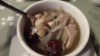 牛蒡雞肉湯2