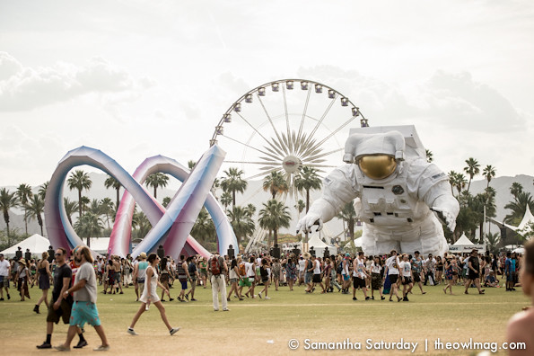 Coachella 2014 Weekend 2 - Saturday