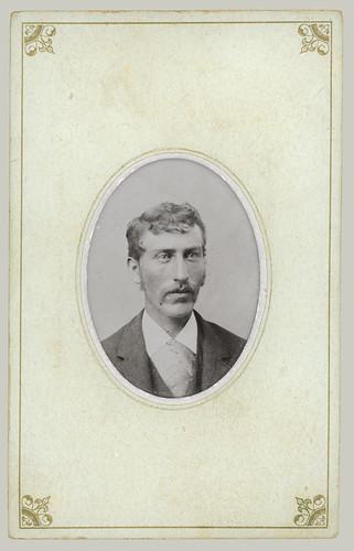 Tintype  portrait