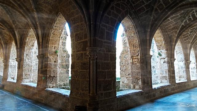 Monasterio de piedra /// Stone Monastery