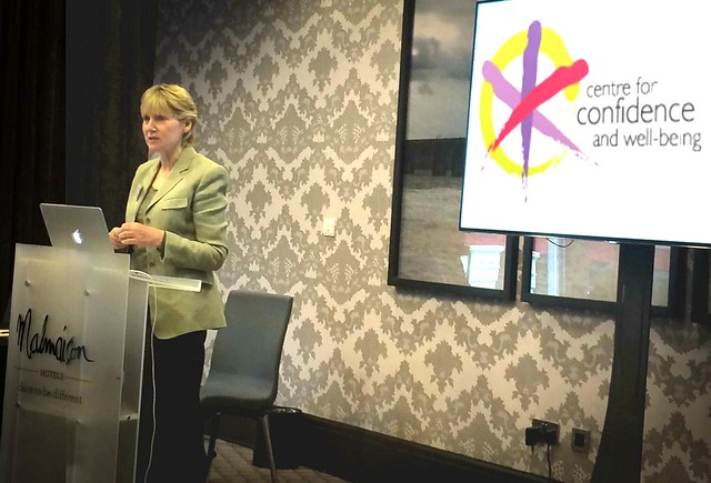 Carol Craig - Chief Executive, Centre for Confidence & Well-Being