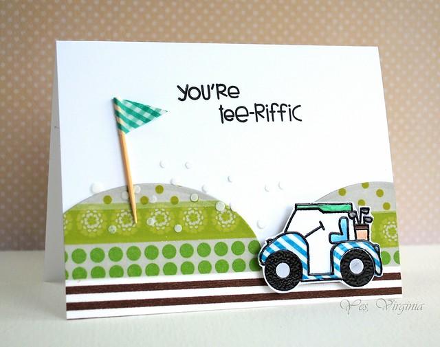 You're Tee-riffic