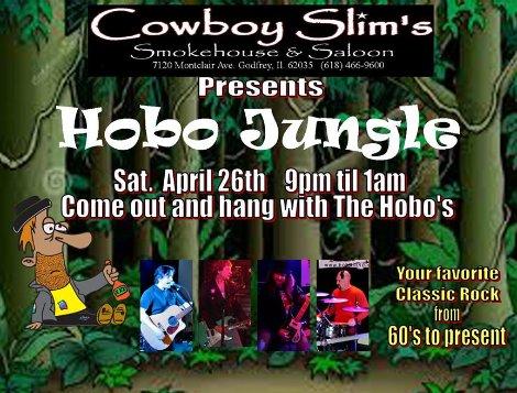 Hobo Jungle 4-26-14