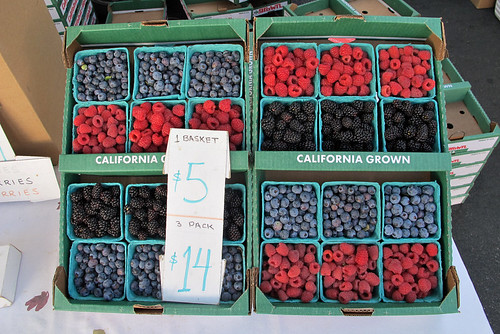 California berries