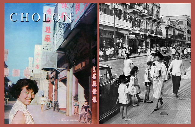 CHOLON 1955 - La Rue des Marins - Đường Đồng Khánh