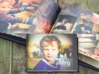 Children's Photo Book