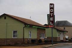 Sunset Motel - No Vacancy
