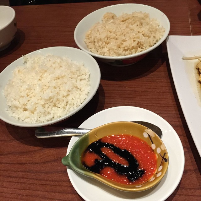 Panang Delight - chicken_coconut rice