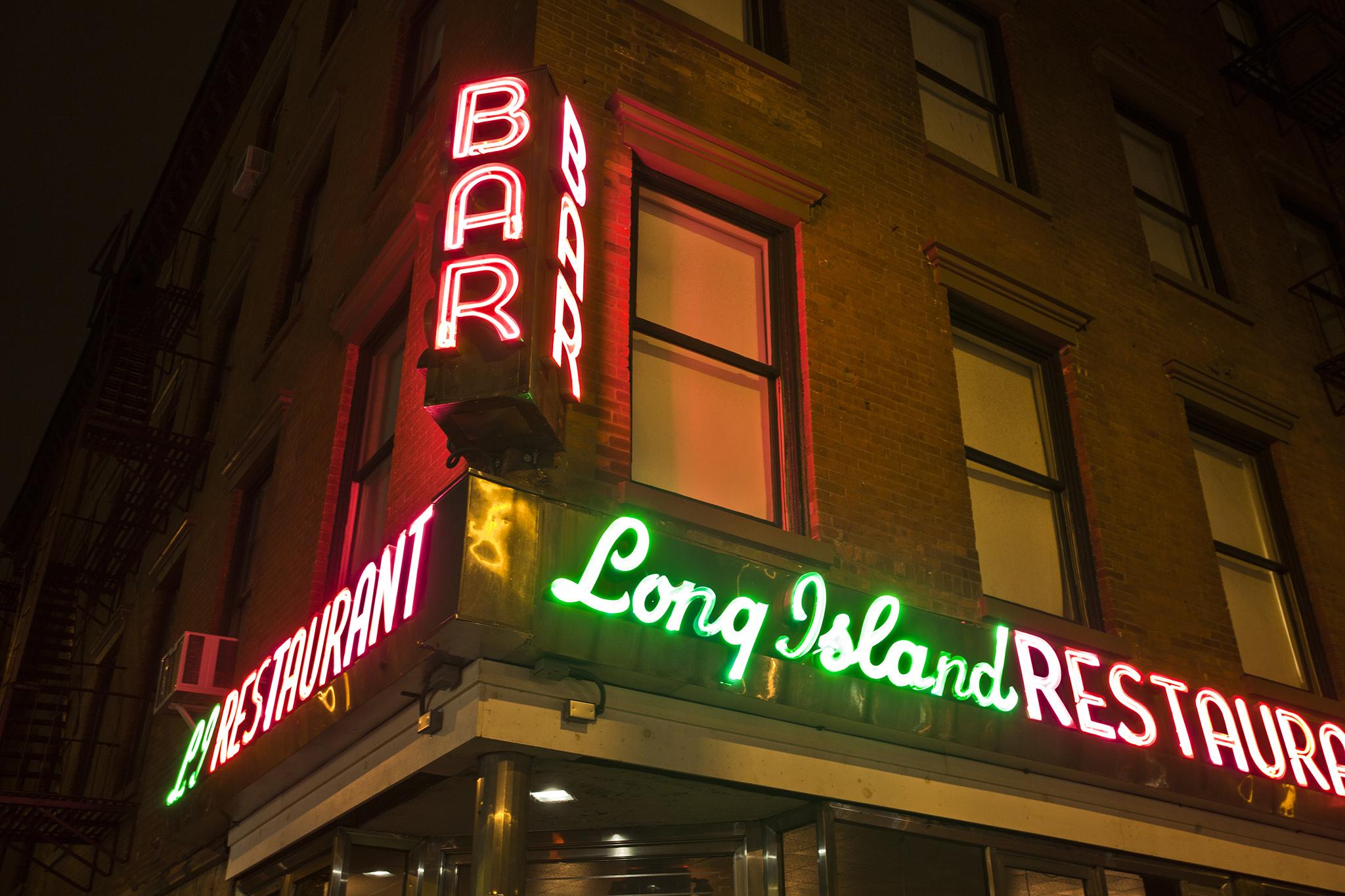 Long Island Bar