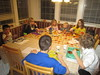Thanksgiving 2014 - kids table