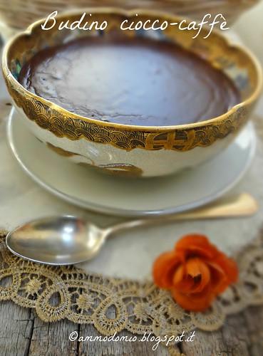 Budino Ciocco-caffè