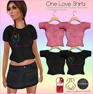 SYSY's-OneLoveSLGBTspreadloveExpo