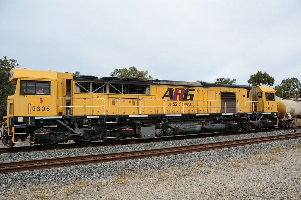 S3306 | AURIZONS S3306 HAS JUST DEPARTED THE ALCOA ALUMINA R… | Flickr