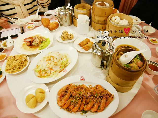 台北港式飲茶吃到飽六福客棧金鳳廳 (15)