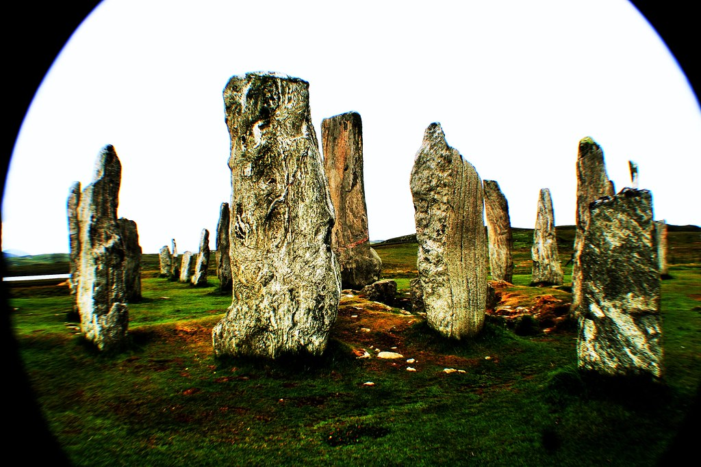 Callanish Stones, Isle of Lewis, Outer Hebrides, Scotland