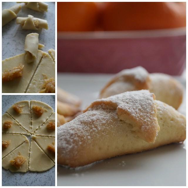 elmalı rulo kurabiye nasıl yapılır