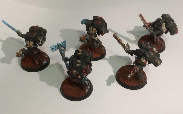 Deathstorm Death Company