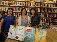 Barbara Kingsolver SA Book Tour