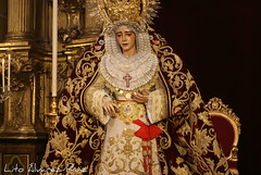 Besamanos - Virgen del Refugio (San Bernardo) - Enero 2015