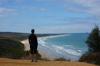 Caroline and the Southern Ocean
