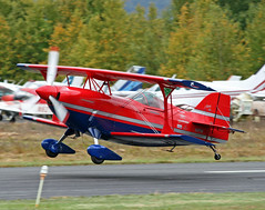 Pitts S-2A Special (N1PW) - In for a Landing