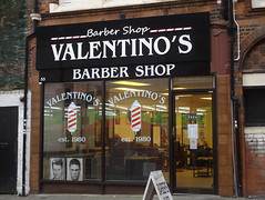 Picture of Valentino's Barber Shop, 53 Surrey Street