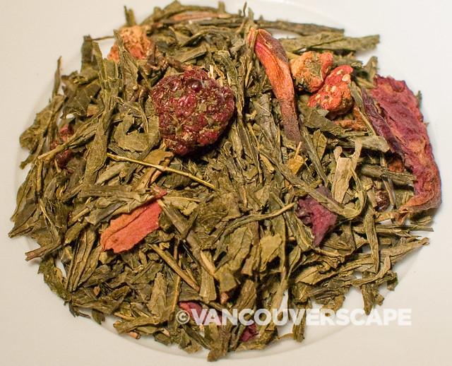 American Tea Room: Nirvana tea