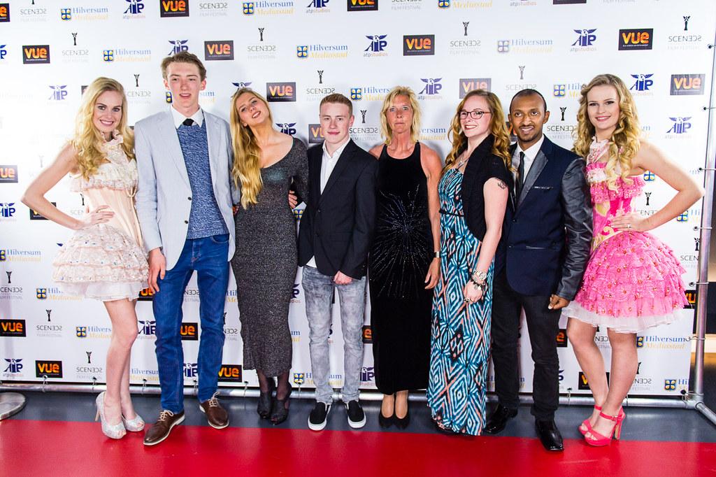 Photo wall SCENECS Grand Gala 2016
