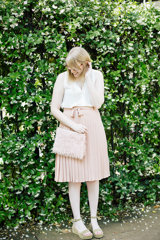 ann taylor blush skirt2
