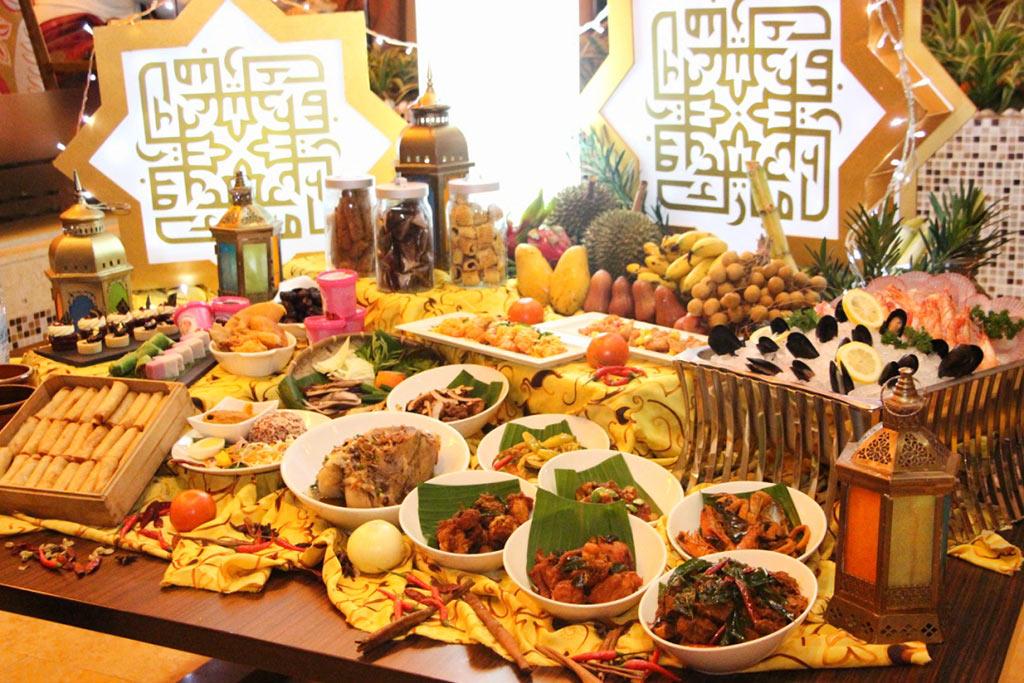 Semarak Ramadan 2016 Tonka Bean Cafe Impiana KLCC