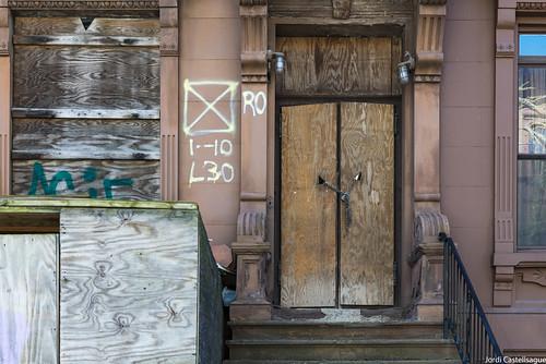 Harlem House 1, New York