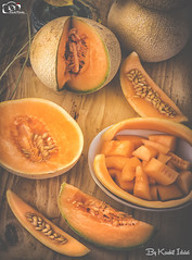 Cantaloupe also Known as Muskmelon