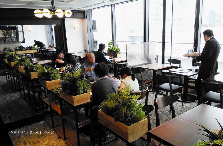 日本大阪住宿Hotel granvia osaka34
