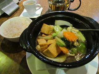 Tofu Hot Pot at Zenhouse