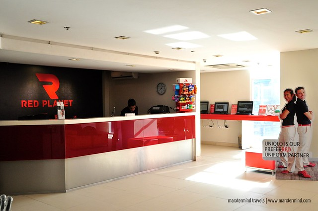 Red Planet Cebu Common Area