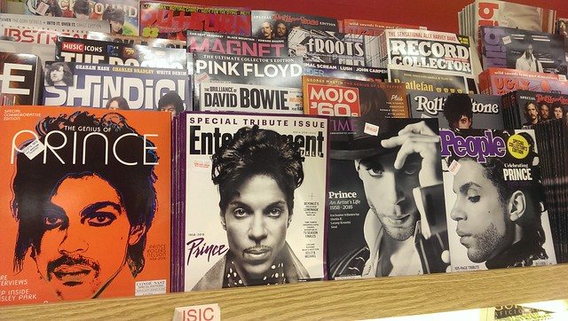 Covers #PRINCE